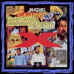 """Infiltration Of Dreams"" - Il Mucchio CD"