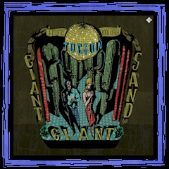 """Tucson"" - GIANT GIANT SAND - Fire LP 2012"